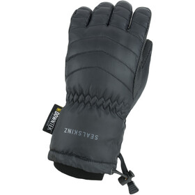 Sealskinz Waterproof Extreme Cold Weather Down Gloves Black
